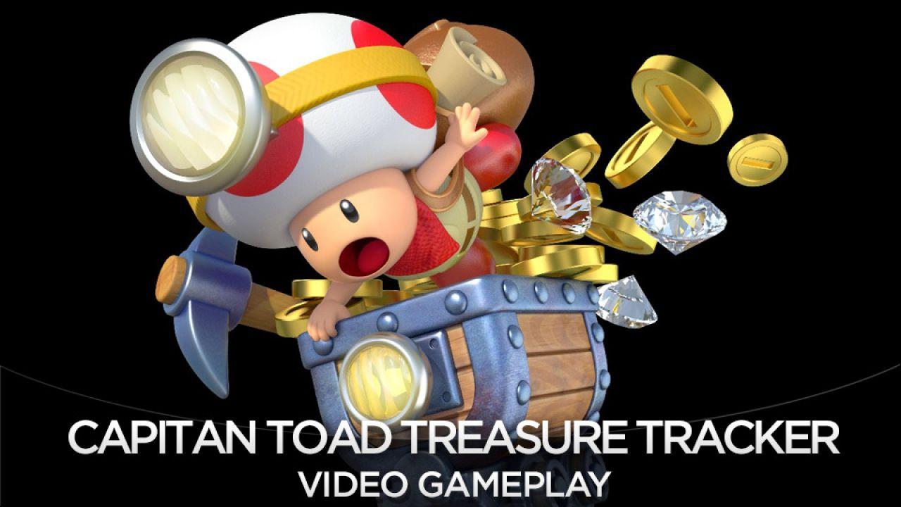 Captain Toad Treasure Tracker, data di uscita europea