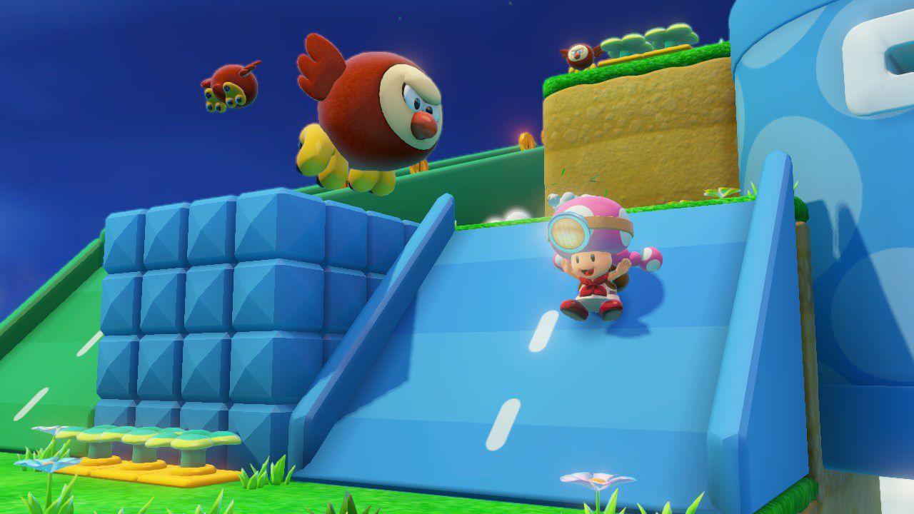 Captain Toad Treasure Tracker - Live Gameplay - Replica 02/12/2014