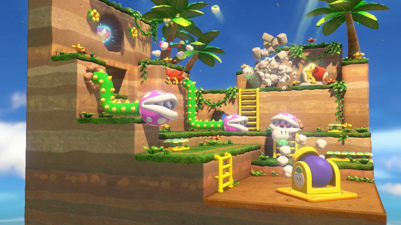 Captain Toad Treasure Tracker: live gameplay su Twitch dalle 16:00