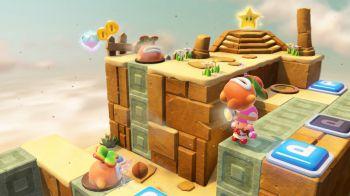 Captain Toad Treasure Tracker: il supporto Amiibo arriverà a marzo