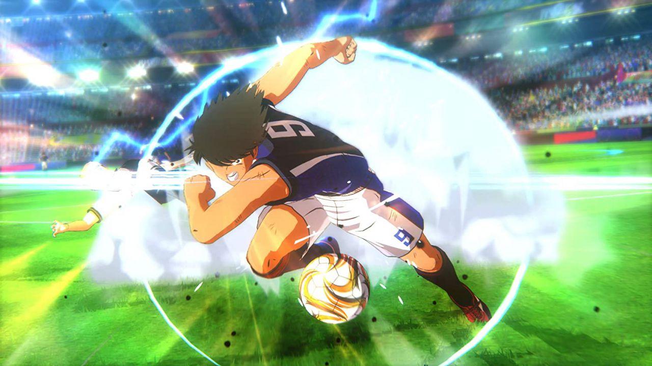 Captain Tsubasa Rise of New Champions: prenotalo su Amazon e ricevi la sciarpa in regalo