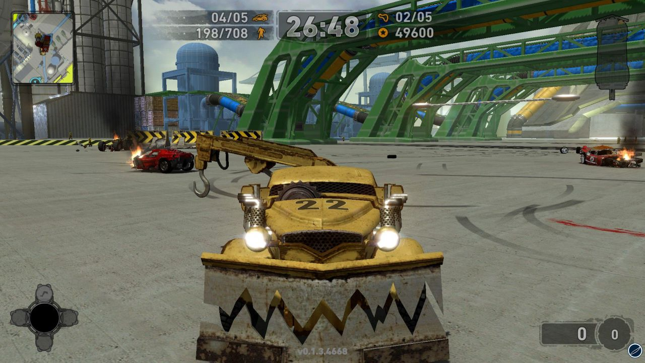 Carmageddon Reincarnation disponibile su Steam accesso anticipato
