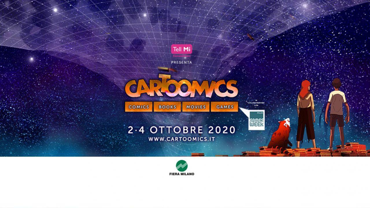 Cartoomics: rimandata la fiera del fumetto milanese, ecco le nuove date