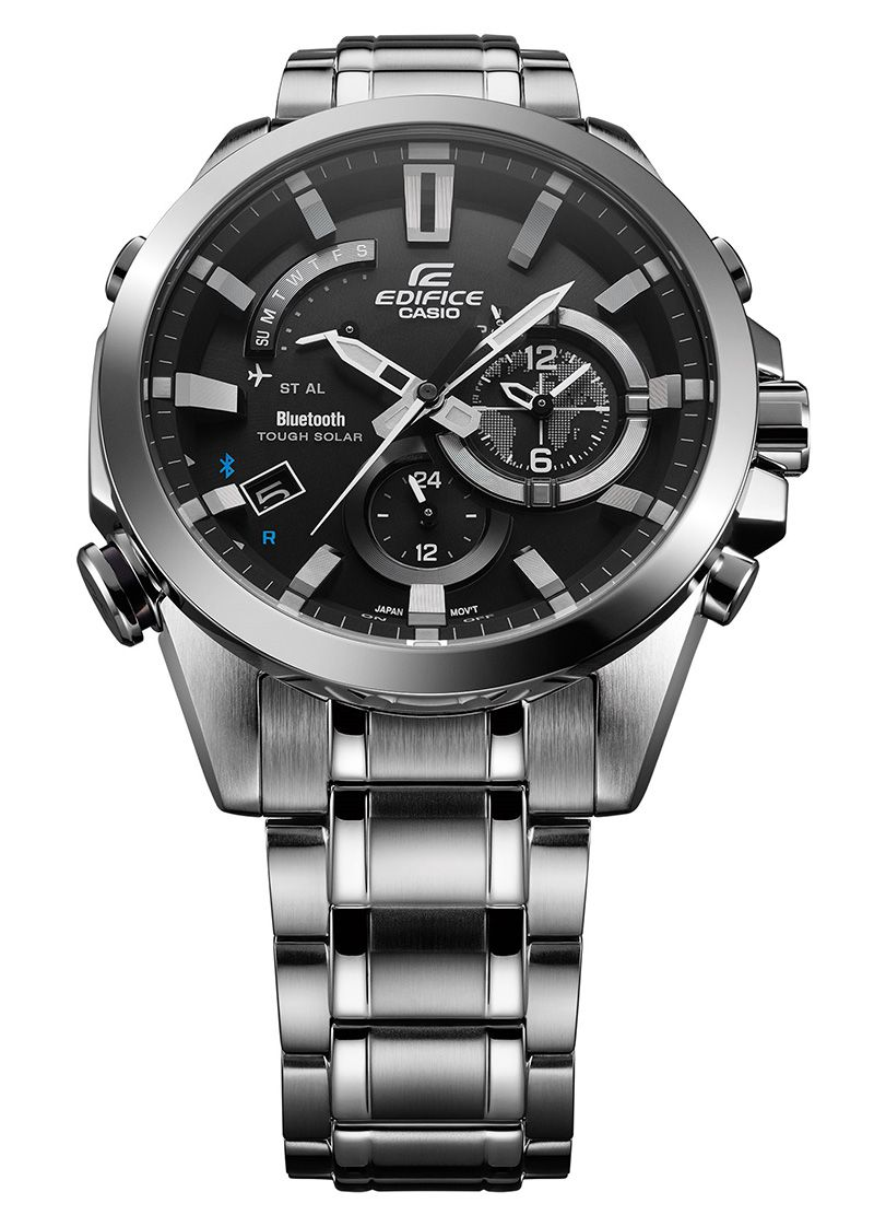 550e7d8dfccc Casio Global Time Sync presenta due nuovi orologi analogici hi-tech