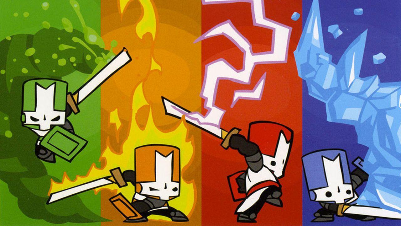 Castle Crashers Remastered disponibile su Xbox One