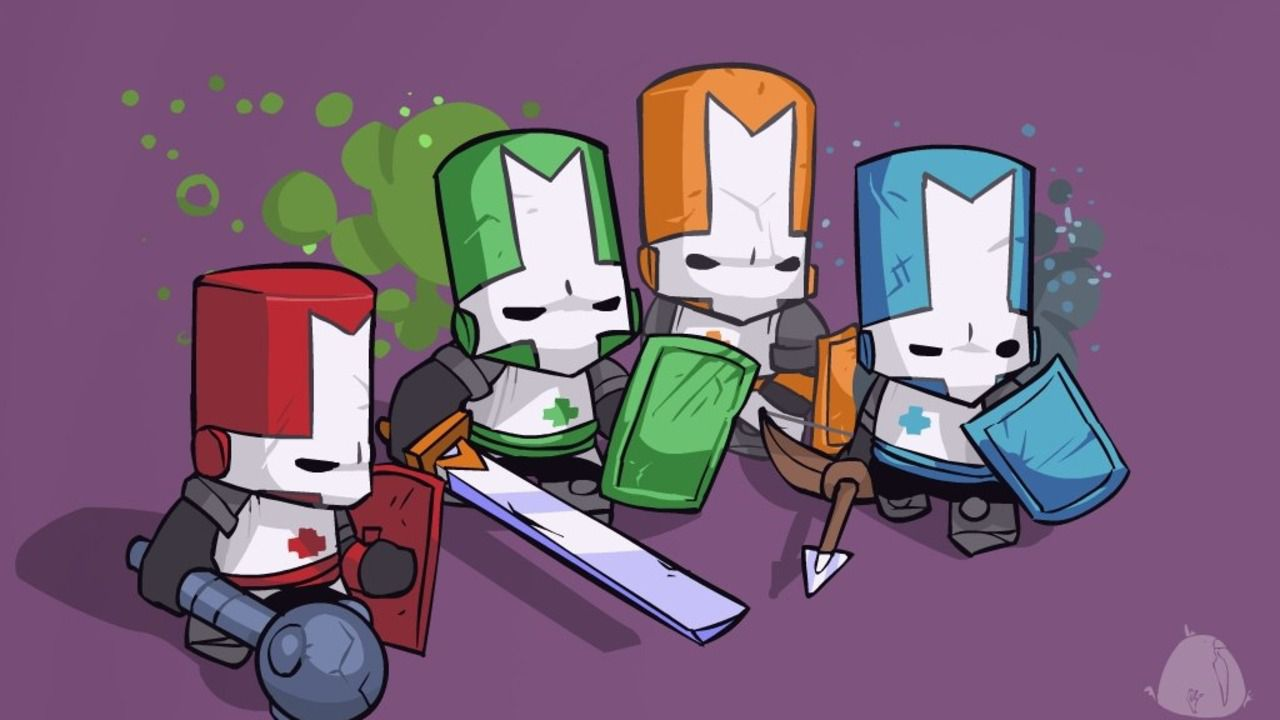New Castle Crashers Patch