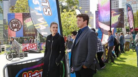 Castle 6: materiale promozionale dal ventitreesimo ed ultimo episodio, For Better or Worse