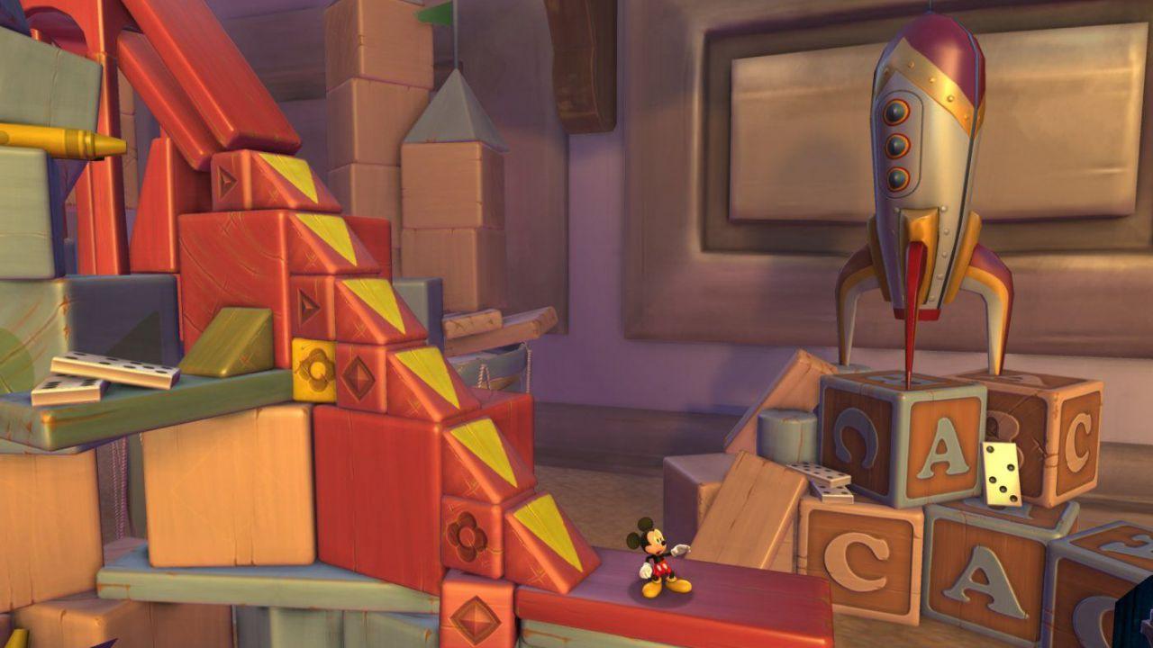 Castle of Illusion HD: pubblicato un diario degli sviluppatori