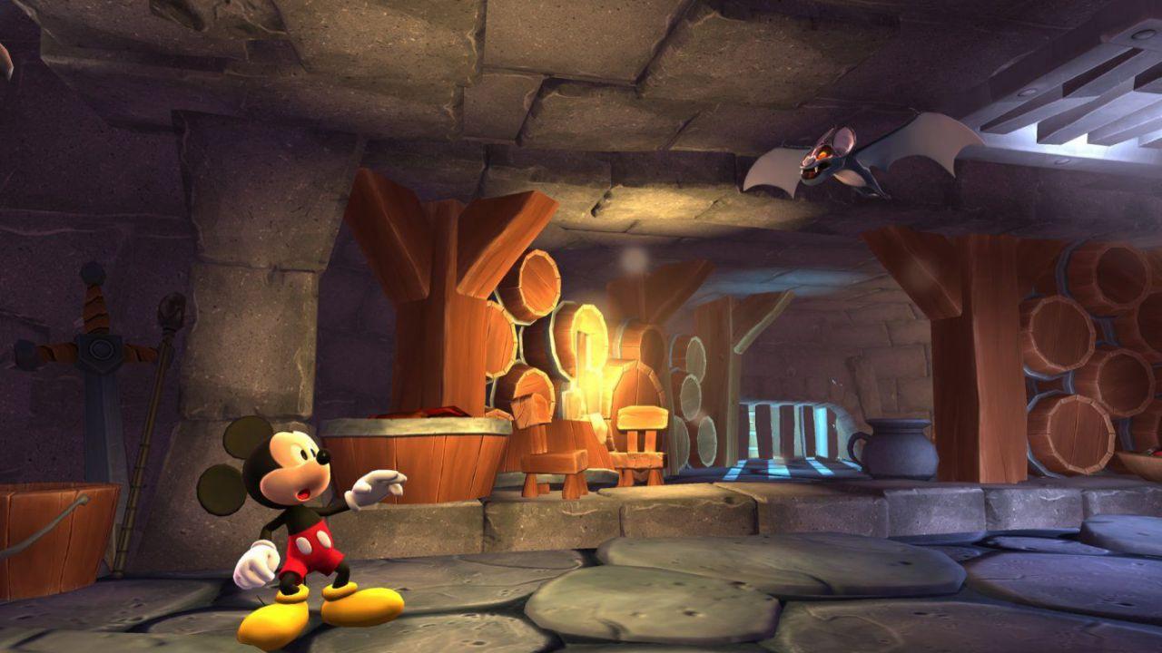 Castle of Illusion HD: pubblicato un nuovo video dietro le quinte