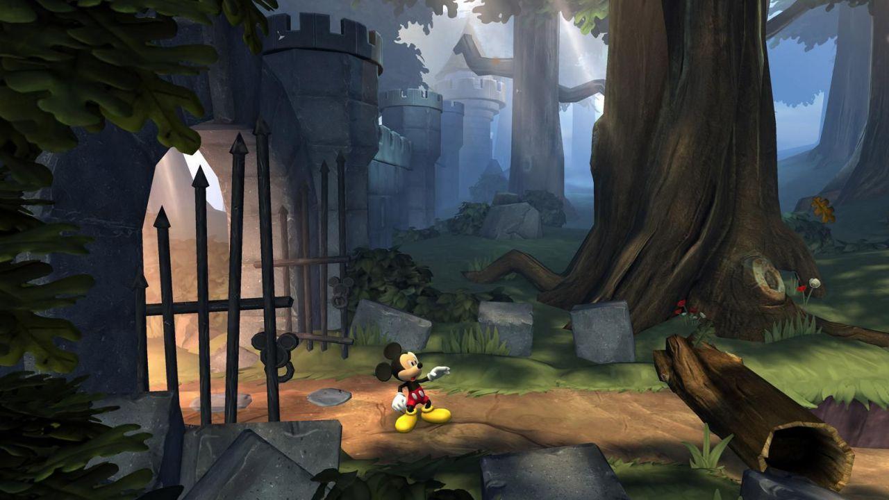 Castle of Illusion HD: pubblicato il trailer di lancio