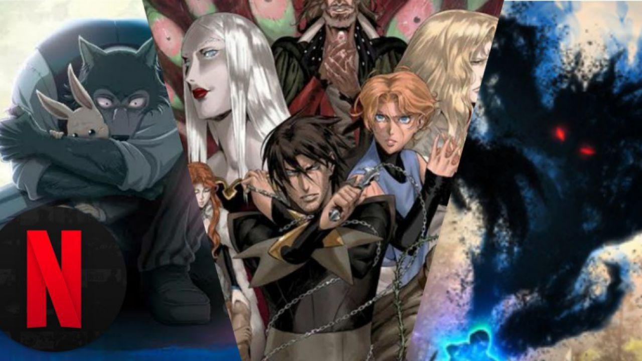 Castlevania 3, Beastars, 7Seeds e altri anime tra le uscite Netflix di marzo 2020