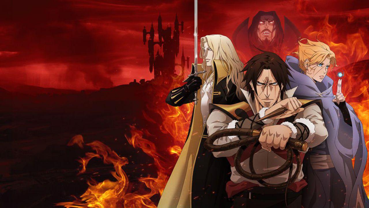 Castlevania 3: Powerhouse Animation stuzzica i fan su Twitter, data di uscita imminente?