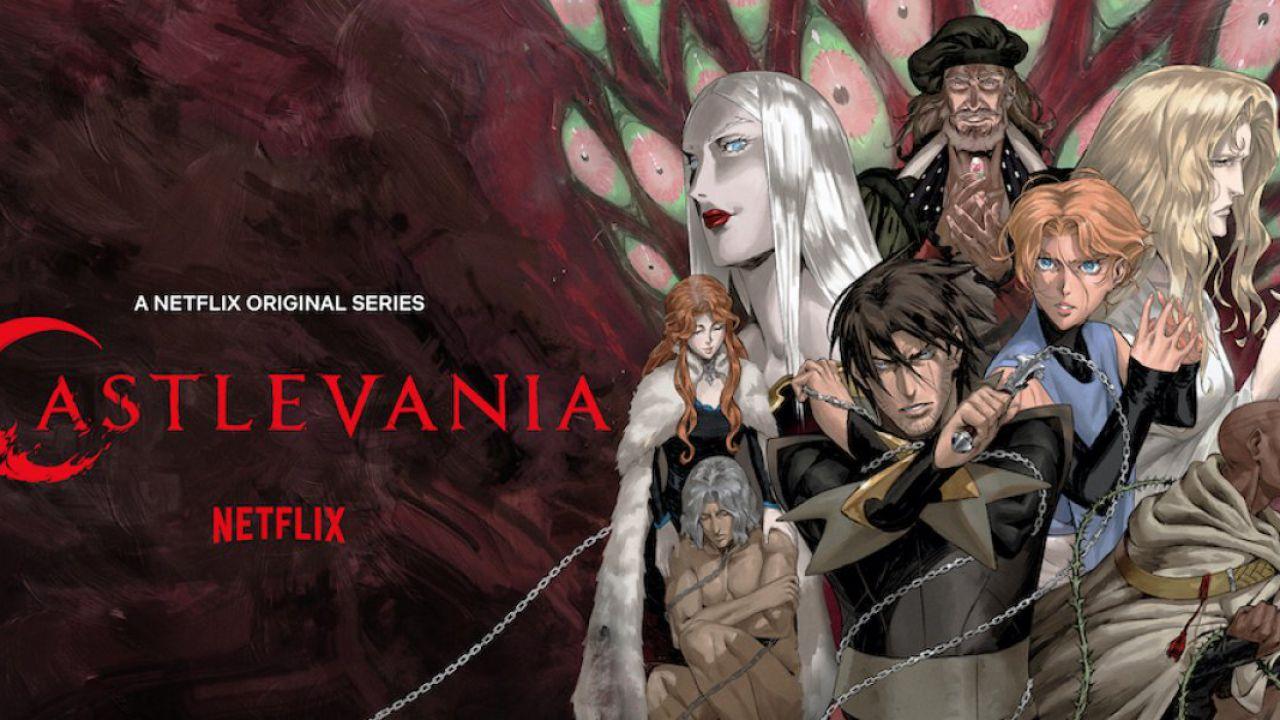 Castlevania: l'autore Warren Ellis festeggia con i fan il successo della terza stagione