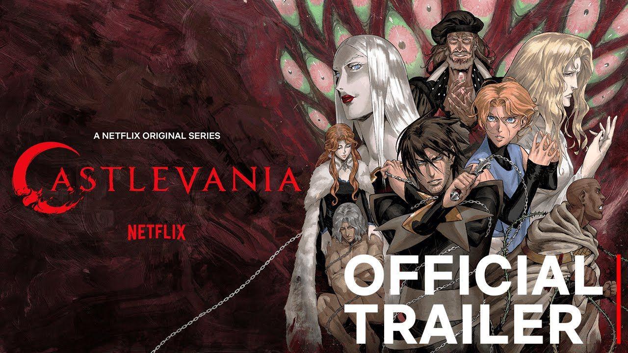 Castlevania: disponibile la sinossi ufficiale della terza stagione