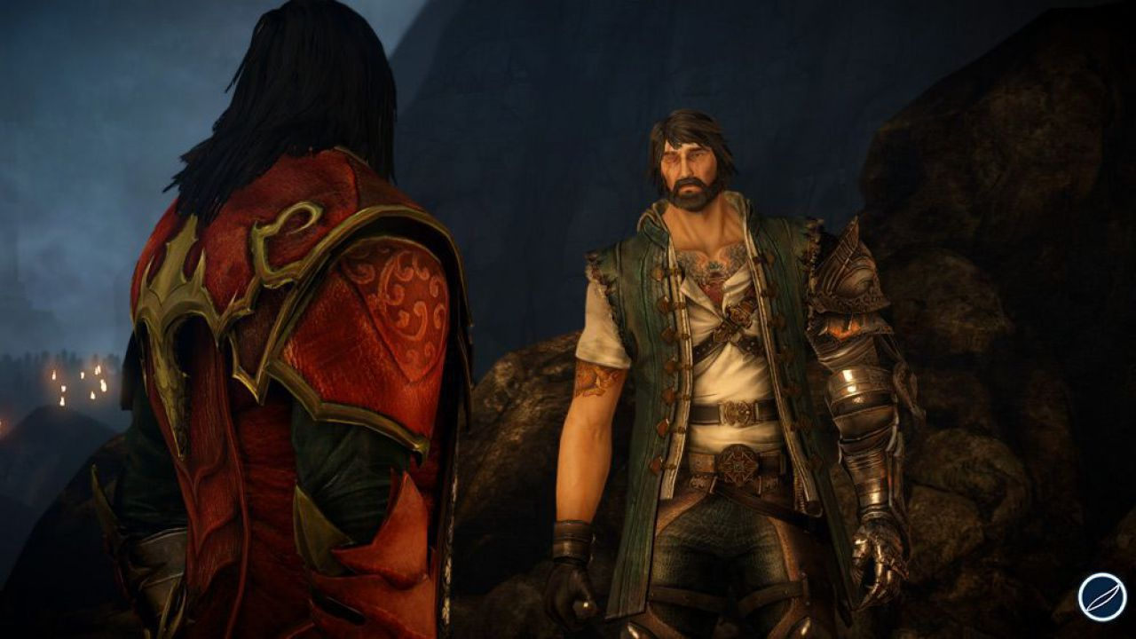 Castlevania: Lords of Shadow 2, Konami aveva considerato una versione next-gen
