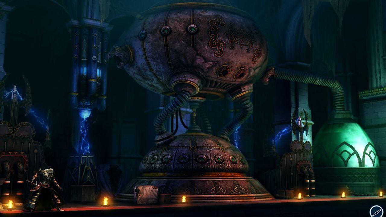 Castlevania Lords of Shadow: Mirror of Fate: 3 poster in omaggio con il preordine su Shopto
