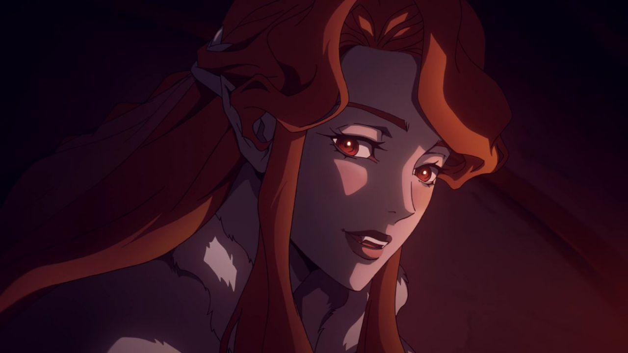 Castlevania: svelata un'immagine promozionale inedita di Lenore