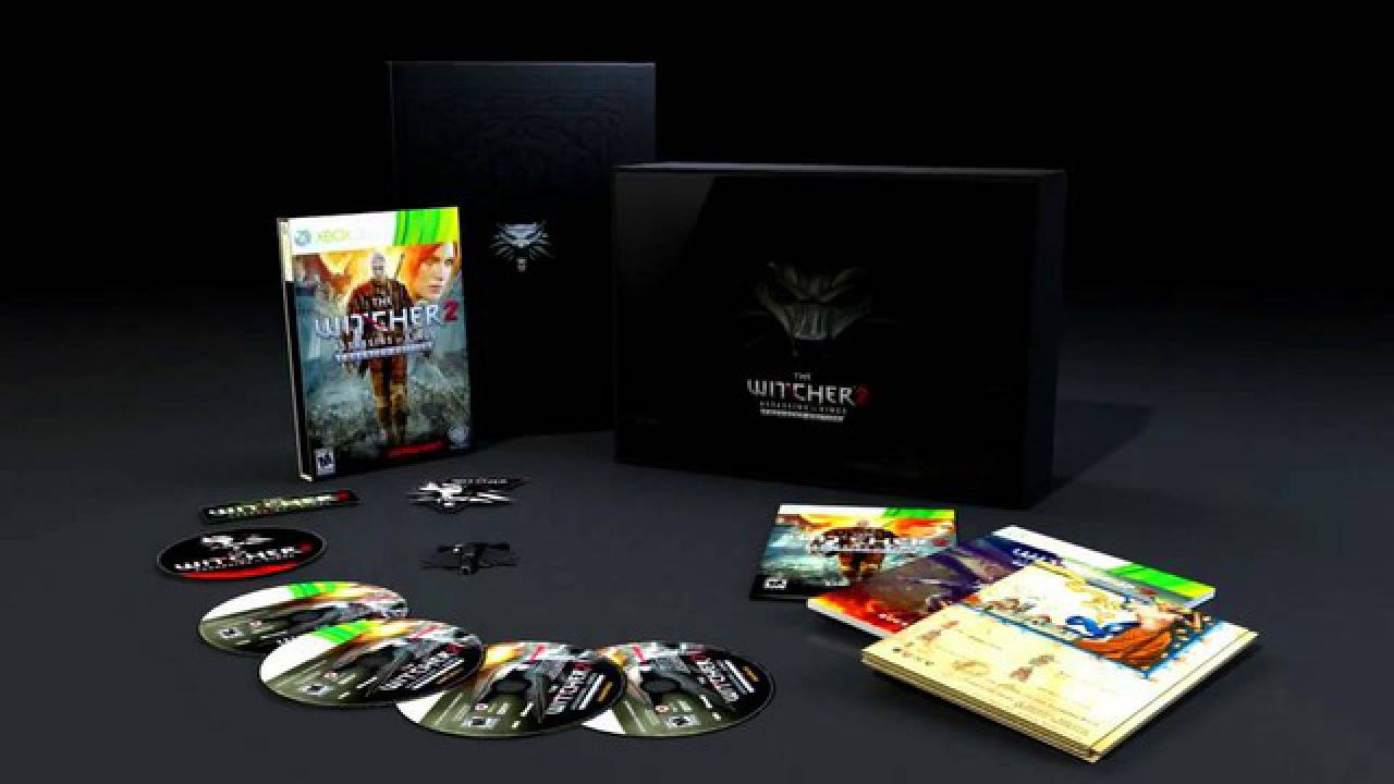 CD Projekt pubblica per errore il Redkit di The Withcer 2 in anticipo