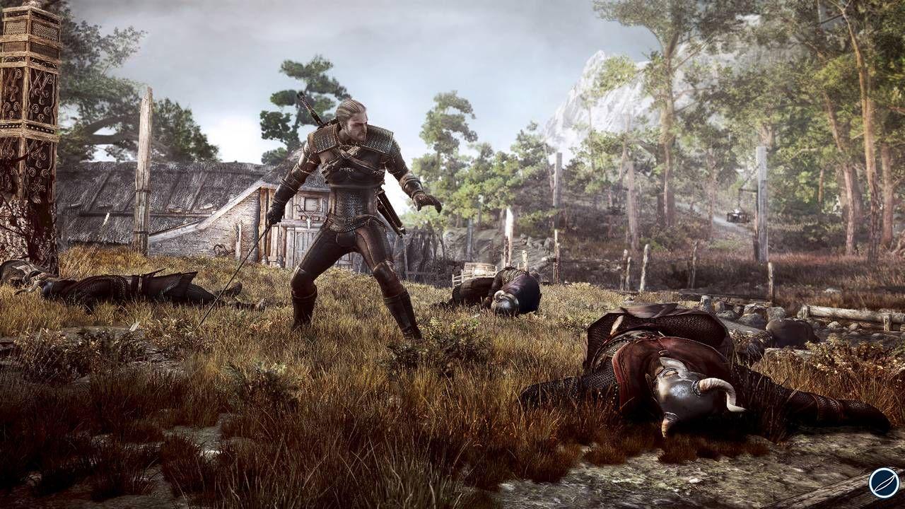 CD Projekt RED parla della risoluzione di The Witcher 3 Wild Hunt