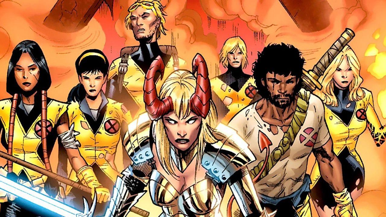 Cecilia Reyes protagonista del nuovo promo di New Mutants