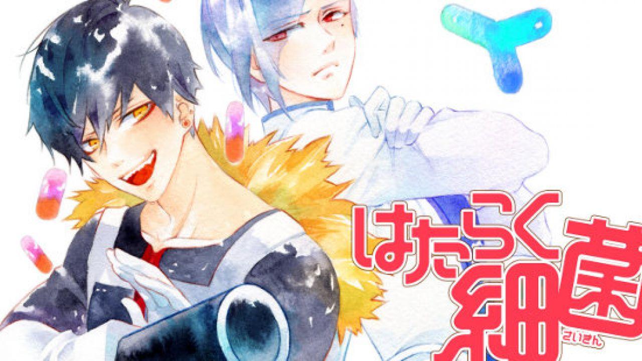 Cells at Work: Bacteria, lo spin-off del manga di Akane Shimizu si concluderà a luglio