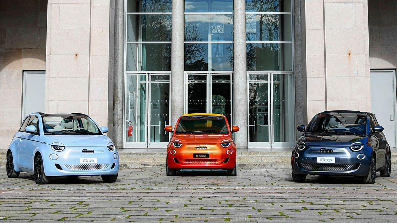 CEO di Fiat definisce le sue 500e:'sono le nostre Tesla cittadine'
