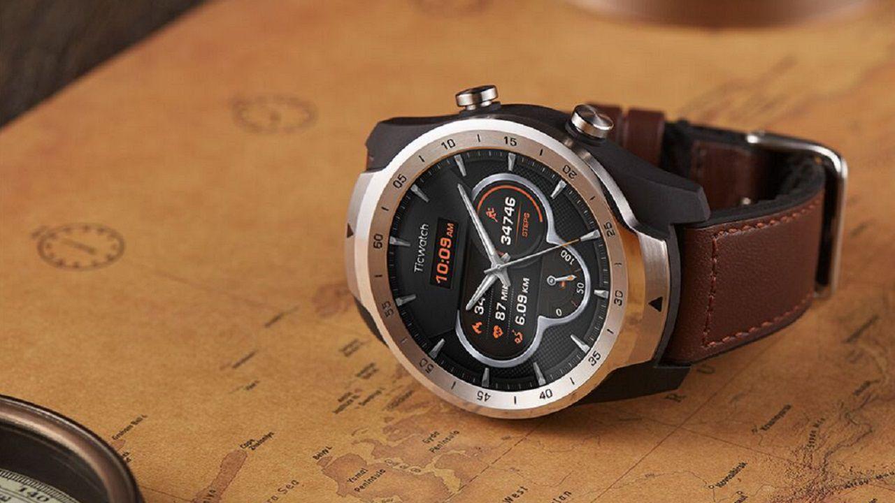 CES 2019: Mobvoi presenta gli smartwatch TicWatch E2 e TicWatch S2