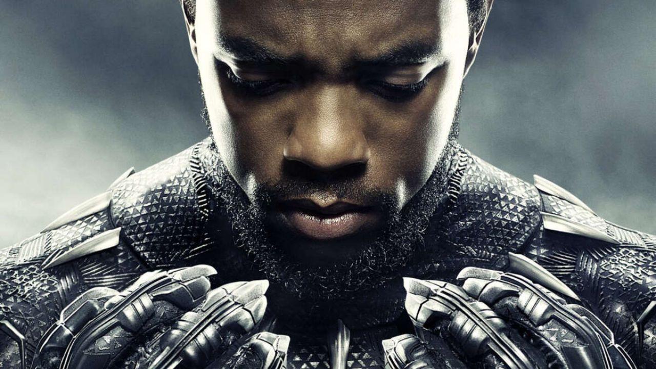 Chadwick Boseman, gli autori Marvel dedicano un'immagine tributo a Black Panther