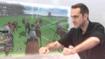 Champion Jockey: G1 Jockey & Gallop Racer: video dimostrativo per Kinect e Move