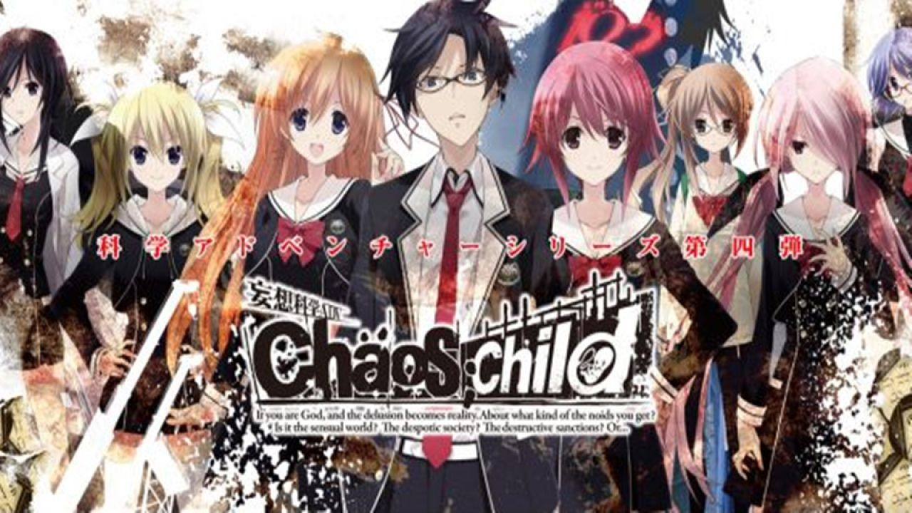 Chaos Child: ecco un nuovo trailer e uno spot commerciale