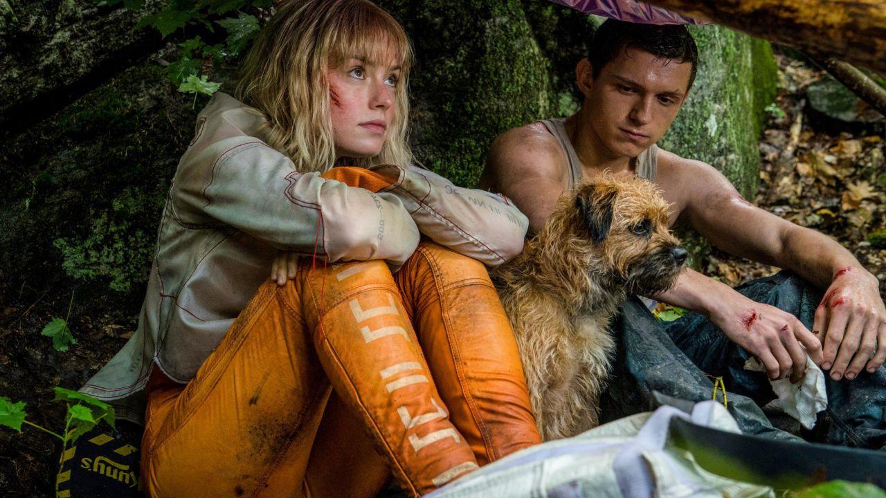 Chaos Walking, ancora nuove immagini con Tom Hollad e Daisy Ridley