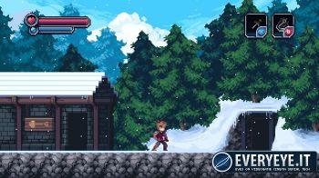 Chasm: su Kickstarter un Action RPG 2D che si ispira a The Legend of Zelda e Metroid