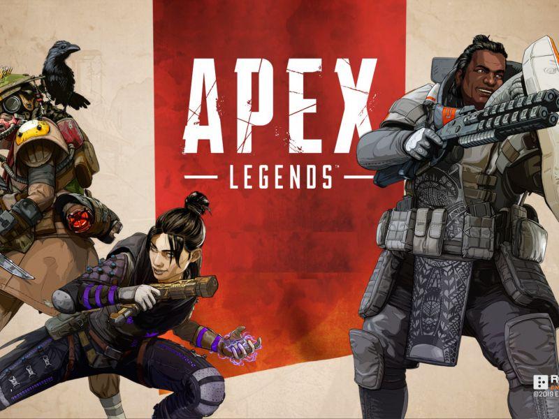 Cheater sfruttano un bug di Apex Legends per ottenere il Free Origin Access Pack