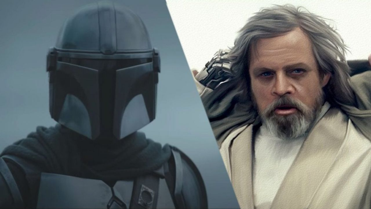 Chi interpreta Luke Skywalker in The Mandalorian? Ecco come hanno ricreato l'eroe