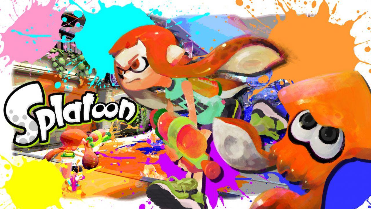 Chi splatteresti in Splatoon? Nintendo lancia un contest con ricchi premi in palio