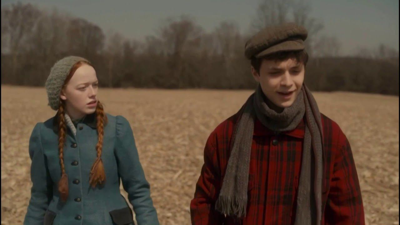 Chiamatemi Anna, come cambia il rapporto con Gilbert dal libro alla serie?