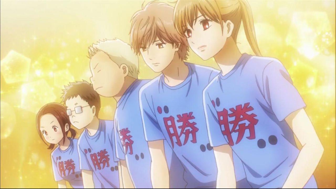 Chihayafuru 3: l'anime manderà in onda due episodi a settimana?