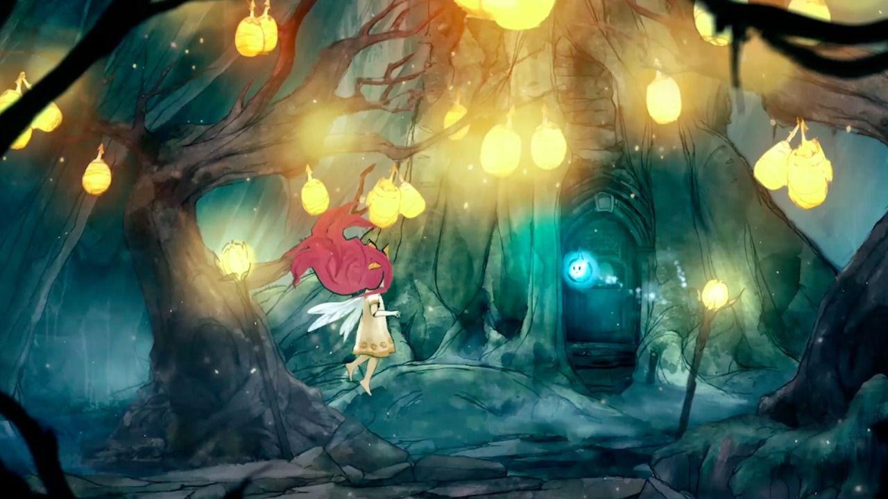 Child of Light: video di comparazione per le versioni Wii U e PS4