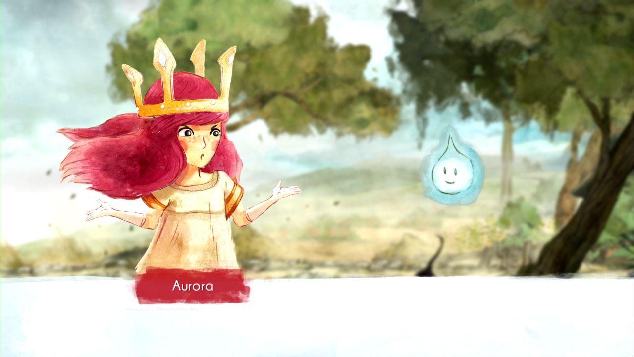 Child of Light: un video per i primi 50 minuti della versione Wii U