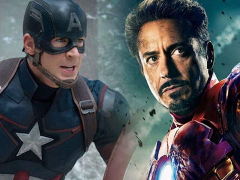 Chris Evans esalta Robert Downey Jr: 'Iron Man è lui, punto e basta'