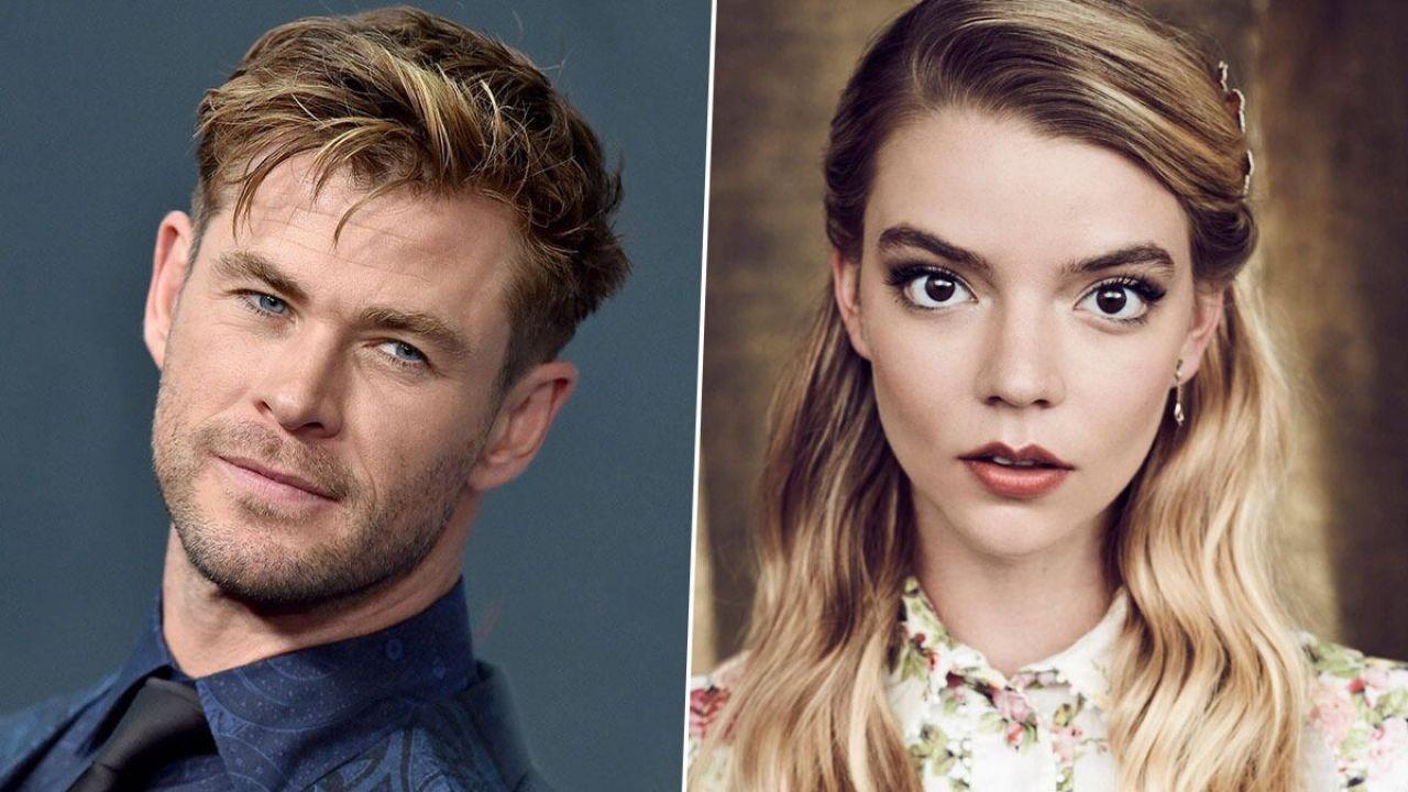 Chris Hemsworth e Anya Taylor-Joy rompono il silenzio su Mad Max: Furiosa!