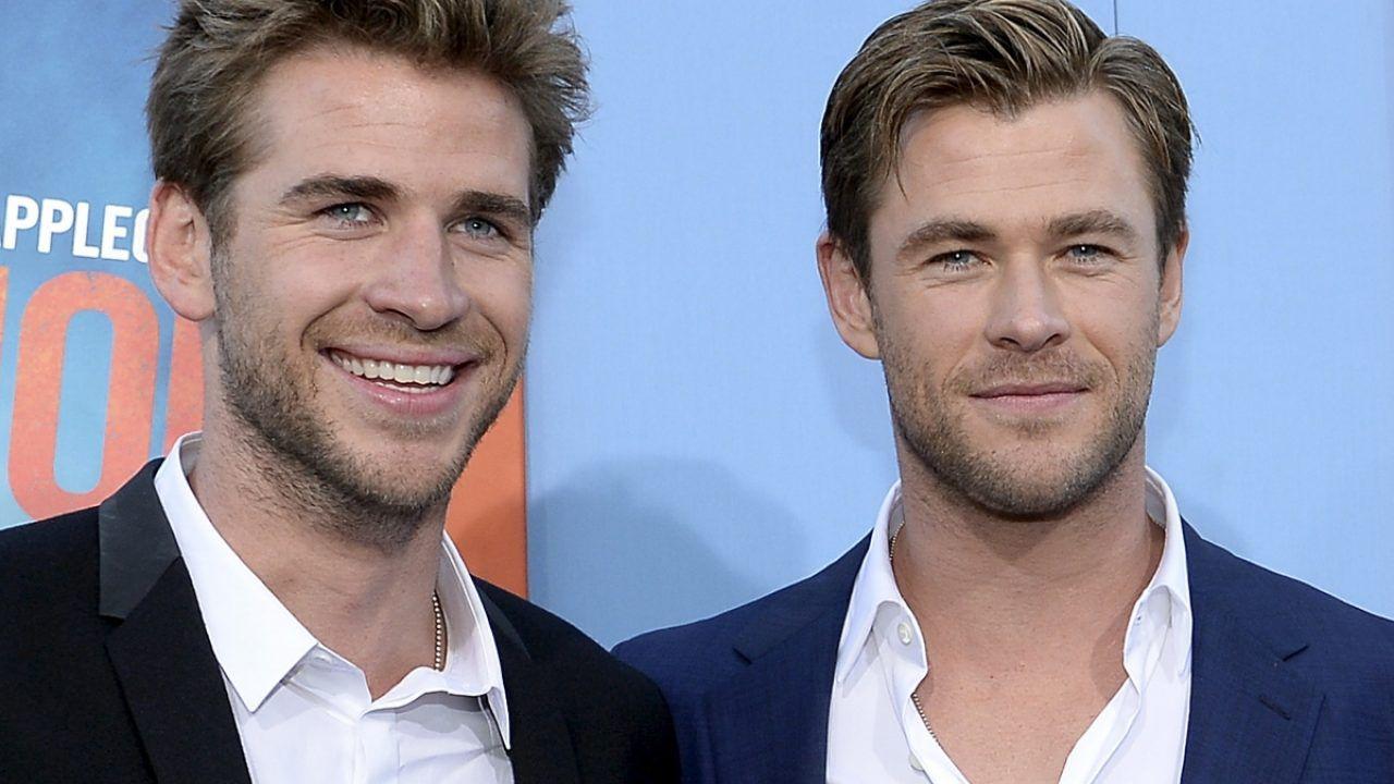 Chris Hemsworth celebra il compleanno del fratello Liam con una tenera foto ricordo