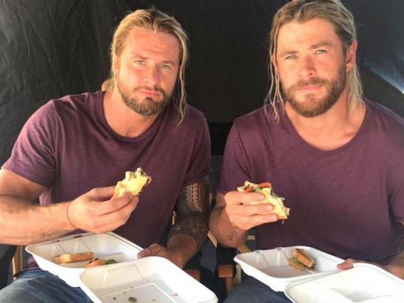Chris Hemsworth, la controfigura non regge il confronto: 'Troppo muscoloso'