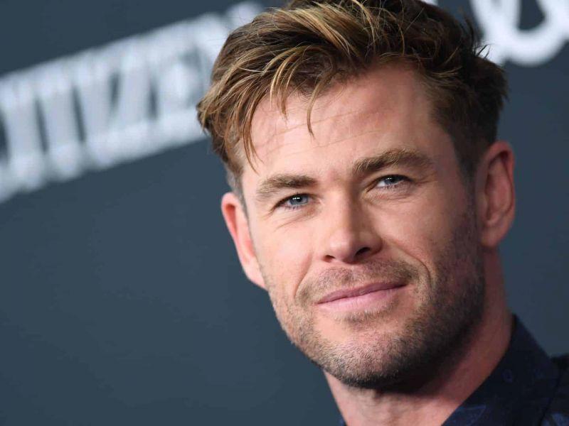 Chris Hemsworth, il divertente video della star di Thor per un'app di fitness