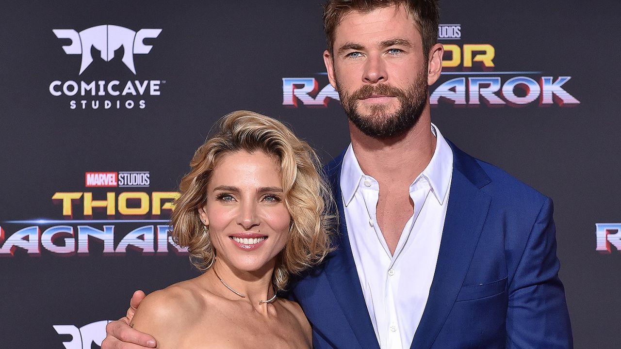 Chris Hemsworth e la moglie fanno esplodere Instagram: la foto di San Valentino!