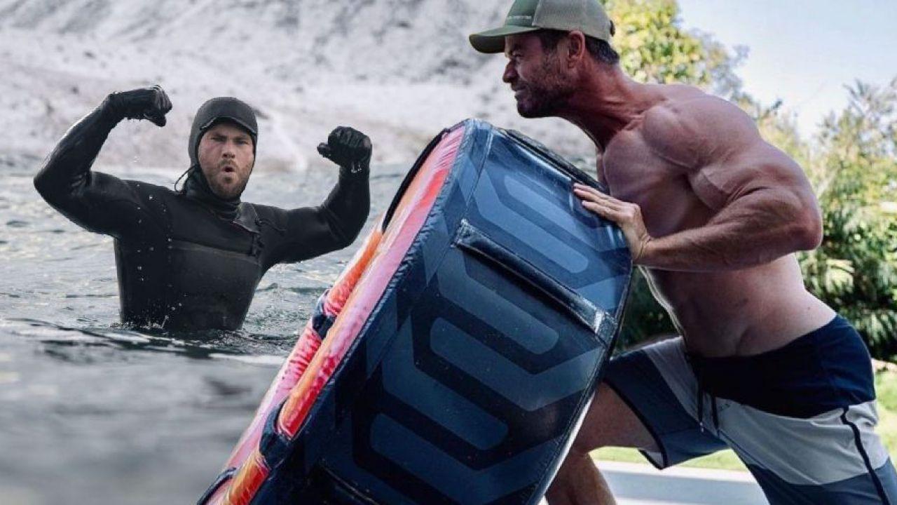 Chris Hemsworth sarà più muscoloso che mai in Thor 4: avrà una stazza mai vista prima