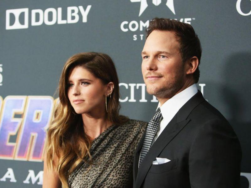 Chris Pratt e Katherine Schwarzenegger: 'Niente foto sui social per nostra figlia'