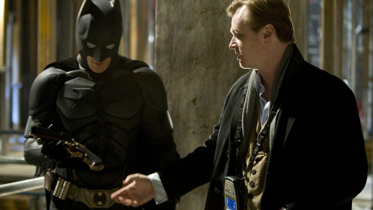 Christopher Nolan guarda indietro ai suoi Batman: 'Sono molto soddisfatto oggi'