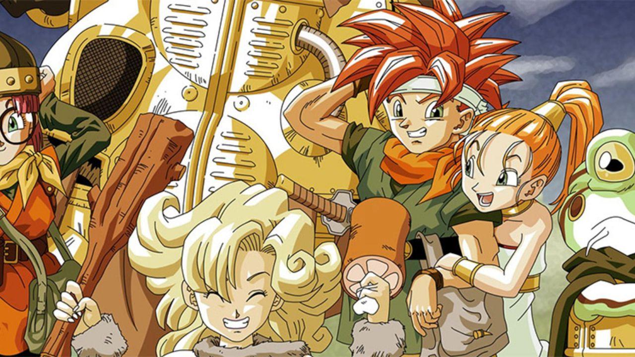 Chrono Trigger: l'artista di God of War immagina i protagonisti del JRPG di Square Enix