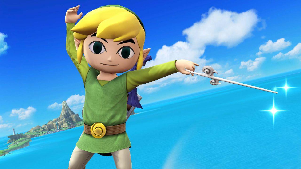 Ci sarà anche Toon Link nel cast di Hyrule Warriors Legends